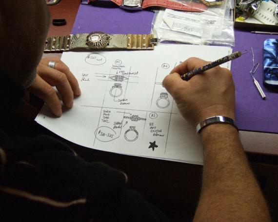 Custom Jewelry Designs
